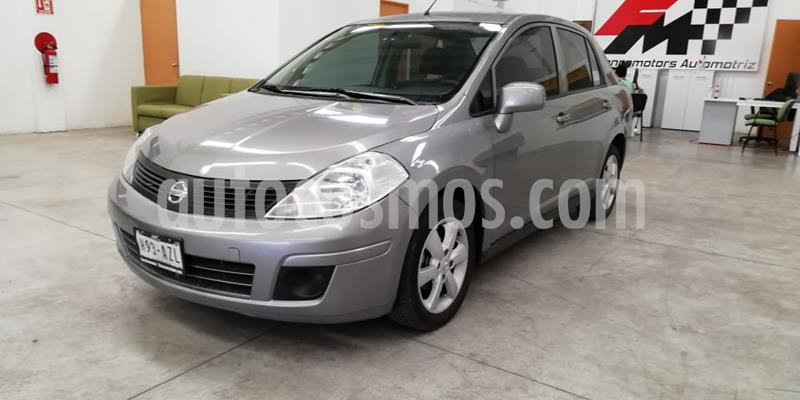 Nissan Tiida Sedan Advance Aut usado (2017) color Gris Oxford precio $150,000