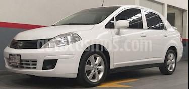 Nissan Tiida Sedan Advance Aut usado (2015) color Blanco precio $125,000