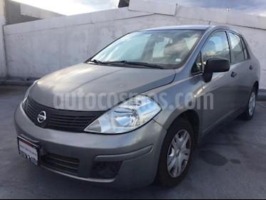 Foto Nissan Tiida Sedan Comfort usado (2012) color Plata precio $88,000