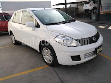Nissan Tiida Sedan Sense usado (2018) color Blanco precio $165,000