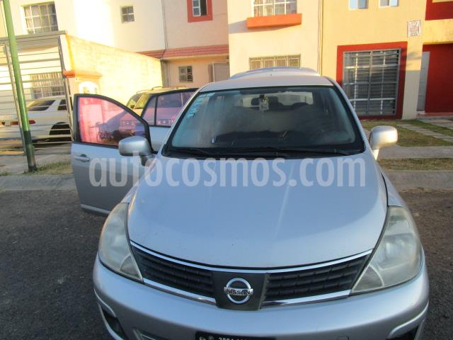 Nissan Tiida Sedan Advance Aut  usado (2009) color Gris Oxford precio $72,000