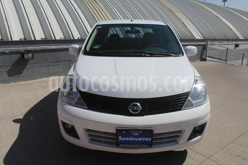 Nissan Tiida Sedan Advance Aut usado (2015) color Blanco precio $137,000