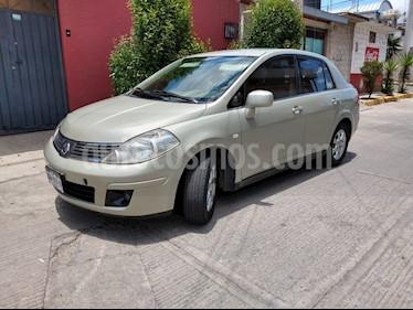 Nissan Tiida Sedan Premium Aut usado (2008) color Bronce precio $79,800