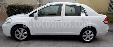 Nissan Tiida Sedan Advance usado (2014) color Blanco precio $98,800