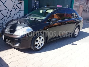 Nissan Tiida Sedan Emotion Aut usado (2011) color Ocre precio $79,500