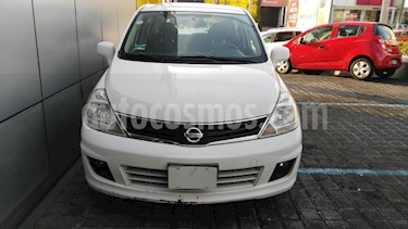 Nissan Tiida Sedan Emotion Aut usado (2012) color Blanco precio $110,000