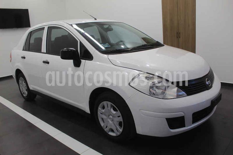 Nissan Tiida Sedan Drive usado (2015) color Blanco precio $119,000