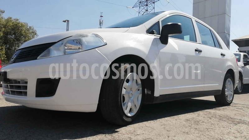Nissan Tiida Sedan Drive usado (2015) color Blanco precio $115,000