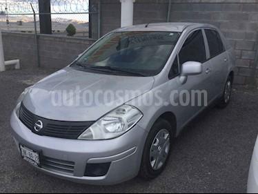 Nissan Tiida Sedan Sense usado (2015) color Plata precio $128,000