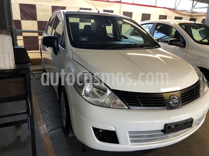 Nissan Tiida Sedan Sense usado (2018) color Blanco precio $145,000