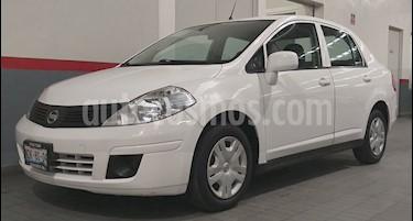 Foto Nissan Tiida Sedan Sense Aut usado (2016) color Blanco precio $129,000