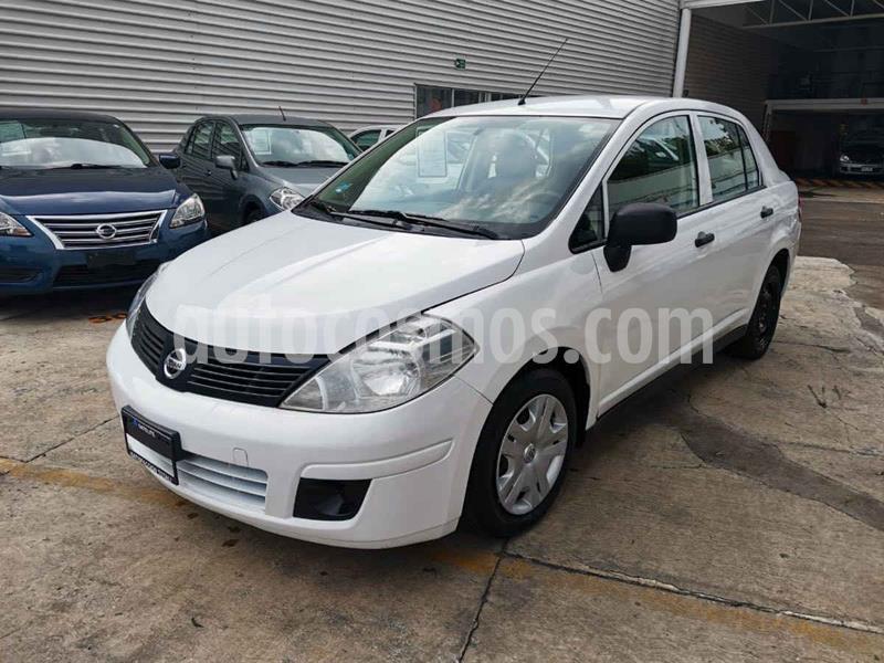Nissan Tiida Sedan Drive usado (2018) color Blanco precio $143,000