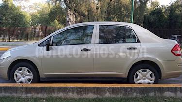 Nissan Tiida Sedan Comfort usado (2010) color Arena precio $84,000