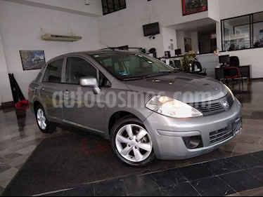 Nissan Tiida Sedan Advance usado (2016) color Dorado precio $145,000