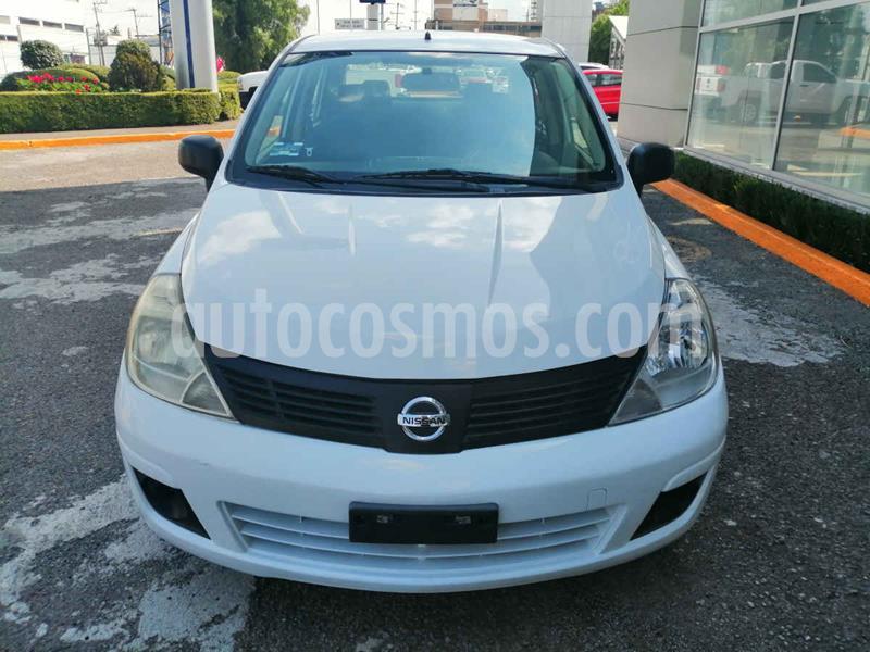 Foto Nissan Tiida Sedan Drive usado (2015) color Blanco precio $115,000