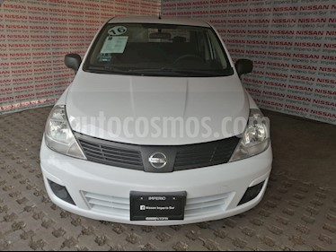 Nissan Tiida Sedan Drive usado (2016) color Blanco precio $125,000