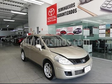 Foto Nissan Tiida Sedan 4p Sedan Advance L4/1.8 Man usado (2015) color Beige precio $129,000