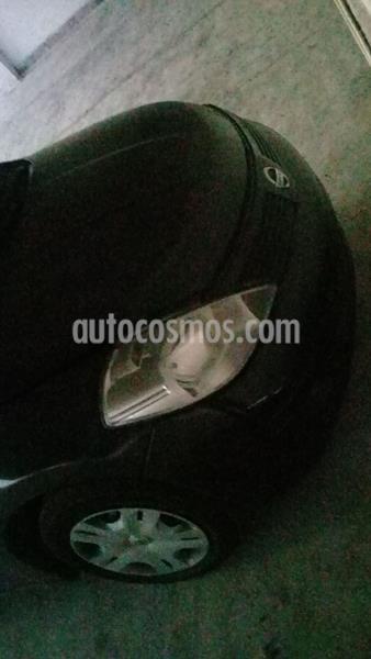 Nissan Tiida Sedan Comfort Ac usado (2012) color Negro precio $60,500