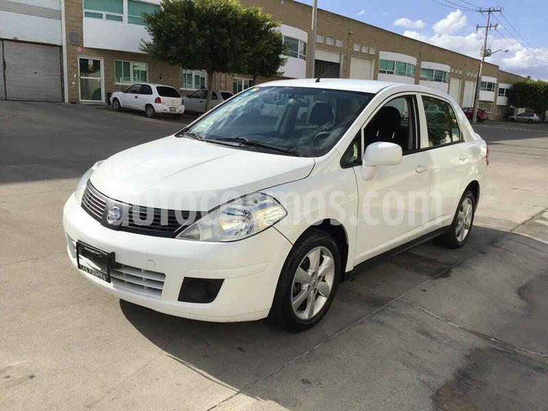 Nissan Tiida Sedan Advance usado (2016) color Blanco precio $52,000