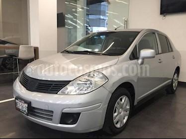Foto Nissan Tiida Sedan 4P SENSE TM6 A/AC. CD R-15 usado (2016) color Plata precio $139,000