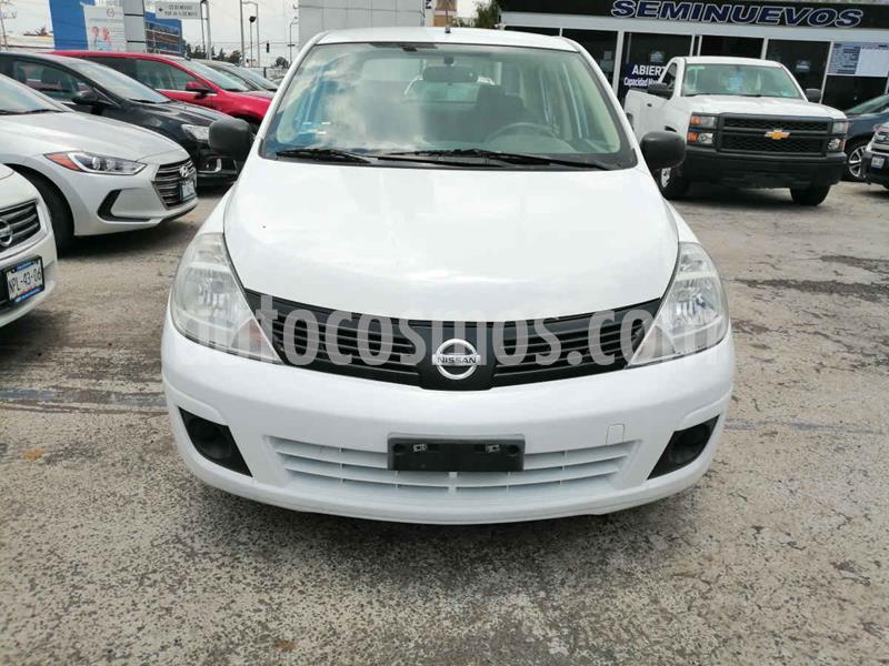 Foto Nissan Tiida Sedan Drive usado (2015) color Blanco precio $105,000