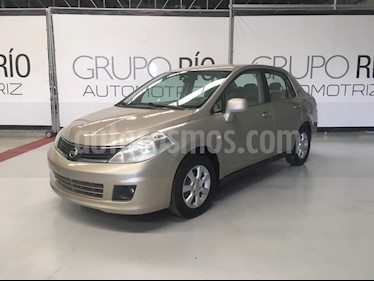 Nissan Tiida Sedan Emotion usado (2009) color Arena precio $89,000