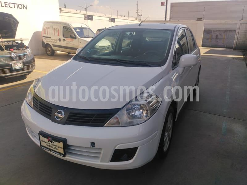 Nissan Tiida Sedan Advance usado (2017) color Blanco precio $153,000