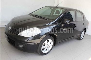 Nissan Tiida Sedan Advance usado (2015) color Negro precio $129,000