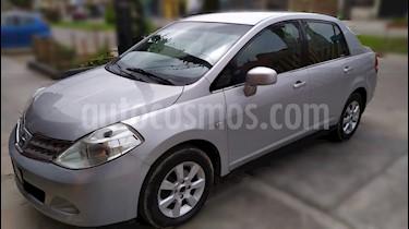 Nissan Tiida Sedan SE 1.6L Aut usado (2008) color Plata precio u$s6,800