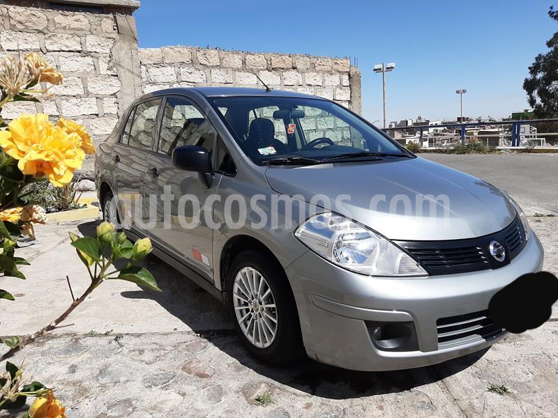 Nissan Tiida Sedan 1.6L Confort usado (2016) color Gris Magnesio precio u$s12,000