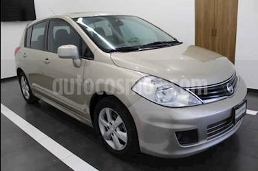 Foto Nissan Tiida Sedan Premium usado (2012) color Dorado precio $139,000
