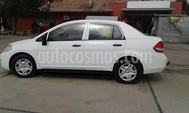 Nissan Tiida Sedan SE 1.6   usado (2014) color Blanco precio $4.790.000