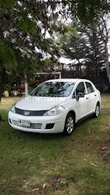 Nissan Tiida Sedan SE 1.6   usado (2012) color Blanco precio $4.100.000