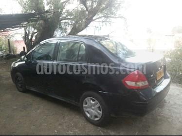 Nissan Tiida Sedan SE 1.6   usado (2012) color Negro precio $2.500.000