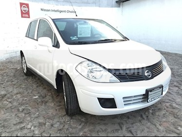 Foto venta Auto Seminuevo Nissan Tiida Sedan SEDAN ADVANCE MT (2018) color Blanco precio $17,500,000