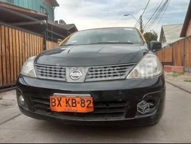 Foto venta Auto usado Nissan Tiida Sedan Sense 1.6 (2012) color Negro precio $6.500.000
