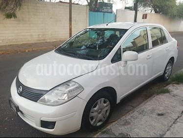 Nissan Tiida Sedan Sense Aut usado (2013) color Blanco precio $102,000