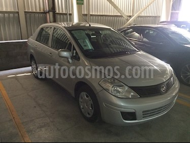 Foto venta Auto Seminuevo Nissan Tiida Sedan Sense Aut (2017) color Plata precio $139,000