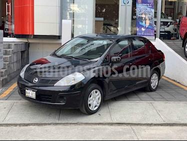 Foto venta Auto usado Nissan Tiida Sedan Sense Aut (2016) color Negro precio $148,000