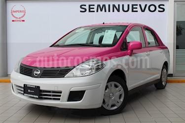 Foto Nissan Tiida Sedan Sense usado (2015) color Blanco precio $164,000