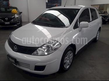 Foto venta Auto usado Nissan Tiida Sedan Sense (2018) color Blanco precio $179,000