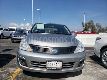 Nissan Tiida Sedan Sense usado (2016) color Gris Oxford precio $137,000