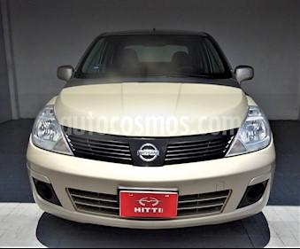 Foto venta Auto usado Nissan Tiida Sedan Sense (2015) color Arena precio $129,000