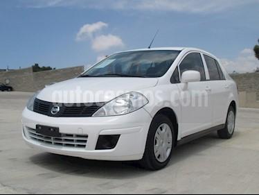 Foto venta Auto usado Nissan Tiida Sedan Sense (2016) color Blanco precio $148,000