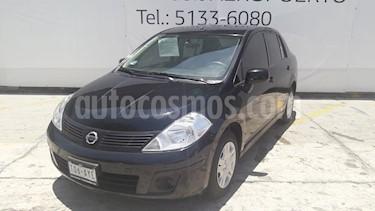 Foto venta Auto usado Nissan Tiida Sedan Sense (2018) color Negro precio $158,500