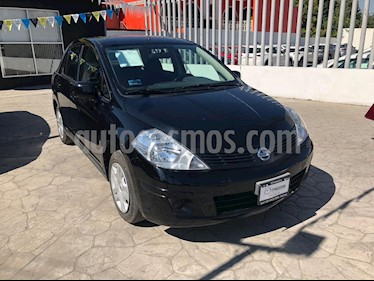 Foto venta Auto Seminuevo Nissan Tiida Sedan Sense (2016) color Negro precio $140,000