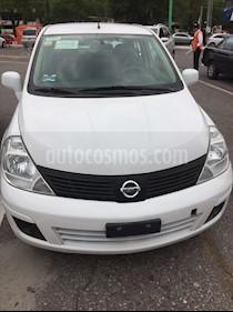 Foto Nissan Tiida Sedan Sense usado (2017) color Blanco precio $110,000
