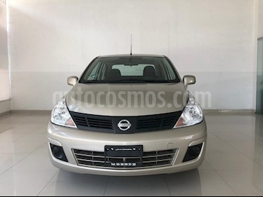 Foto venta Auto usado Nissan Tiida Sedan Sense (2018) color Arena precio $169,000
