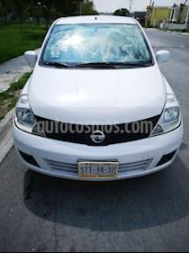 Nissan Tiida Sedan Sense usado (2013) color Blanco precio $82,000