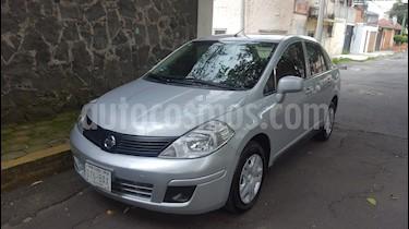 Nissan Tiida Sedan Sense usado (2016) color Plata precio $120,900